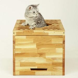 로블레 고양이 원목 화장실가격:218,000원