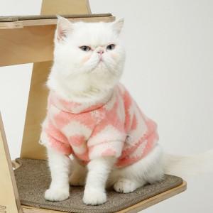 앙증 핑크 니트 고양이옷가격:36,000원