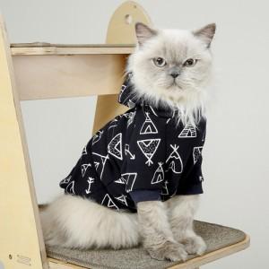 움막 기모 고양이 후드티가격:36,000원