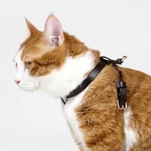 프리미엄 I형 고양이 가슴줄(하네스) 브라운 (XXXS,XXS,XS,S,M,L,XL)가격:35,000원