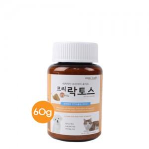 프리락토스 천연 식물성 유산균(분말타입) 60g 강아지 고양이 영양제가격:12,000원