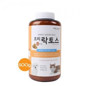 프리락토스 천연 식물성 유산균(분말타입) 500g 강아지 고양이 영양제가격:52,000원
