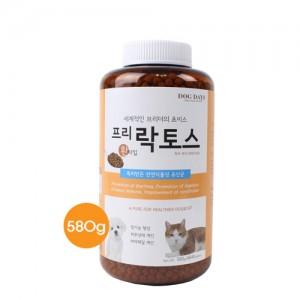 프리락토스 천연 식물성 유산균(환타입) 580g 강아지 고양이 영양제가격:65,000원