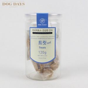 프리락토스 유산균 간식 하드타입 트릿 120g 강아지 고양이가격:10,000원