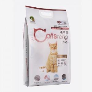 캐츠랑 인도어 고양이사료 5kg가격:22,000원