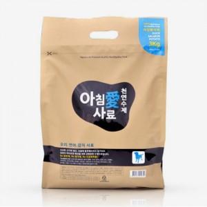 아침애 수제사료 오리&연어&감자 강아지사료 3kg가격:49,000원