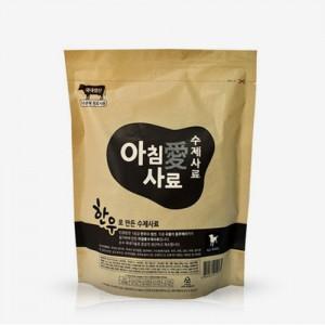 아침애 수제사료 한우 강아지사료 800g가격:18,000원