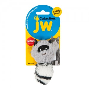 JW 너구리 회색 캣닙 고양이 장난감가격:4,500원