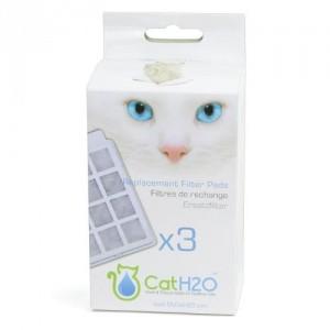 CatH2O 고양이정수기 필터 리필 3P가격:8,000원