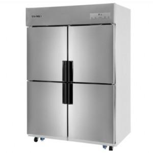45BOX 1100L 스타리온 일체형 1/2 수직 냉동냉장고