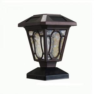 BDN145-S1M LED 태양열 문주등
