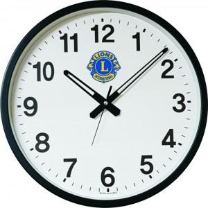 370A 검정 무소음 시계