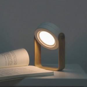 다용도 침실 무드등(무선 충전식/밝기조절/LED)