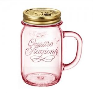 보르미올리 드링크자 450ml 핑크