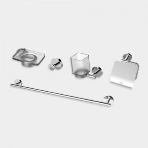 [FH1052] 플랫라운드 욕실 액세서리 5품