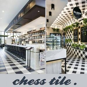 체스타일(블랙,화이트) 200x200mm-12장,25장가격:13,000원