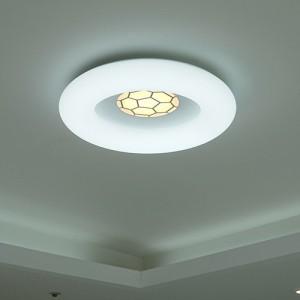 [W-C-L-0026]축구 투톤 LED방등(간접)
