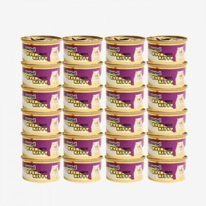 에버키티 헤어볼 고양이캔 80g X 24EA가격:26,000원