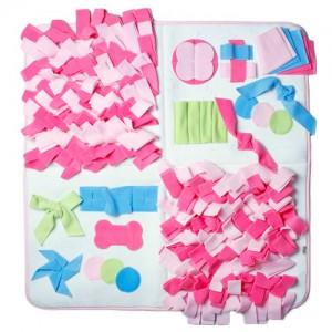 시소플레이 노즈워크 후각놀이매트 장난감 대형 (그린/핑크)가격:78,000원
