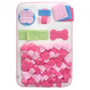 시소플레이 노즈워크 후각놀이매트 장난감 중형 (핑크/블루)가격:32,000원