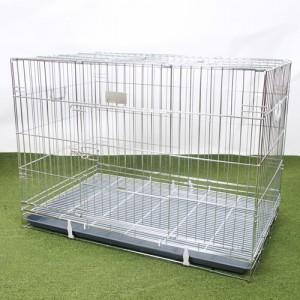 도기파크 지붕오픈형 크롬 철장 (특대형)가격:100,000원