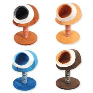 펫모닝 파스텔캣타워 PMC-AS3032 (클레이,오렌지,블루,브라운 중 택1)가격:49,000원