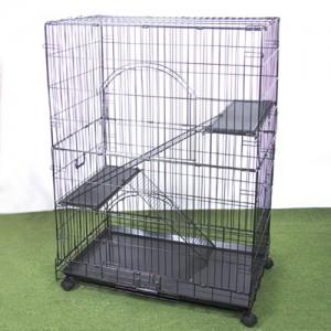도기파크 블랙 2단 고양이장 (중/대형)가격:150,000원
