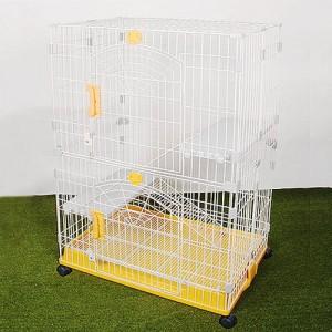 도기파크 노랑 2단 고양이장 (중/대형)가격:180,000원
