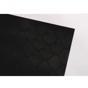 [공장직송] CONDUCTIVE PVC SHEET 정전기 방지 보호시트 (벌집무늬 블랙)가격:200,100원