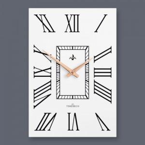 화이트 로마 벽시계 (White ROME Clock)