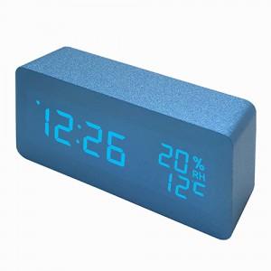 블루스톤LED온습도계 탁상시계