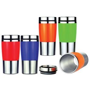 이중스텐 칼라머그컵(350ml)(GG-209)