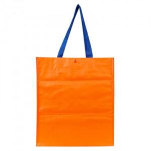 대형타포린가방 오렌지