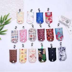 [시장가방] 패턴 시장가방 보조가방