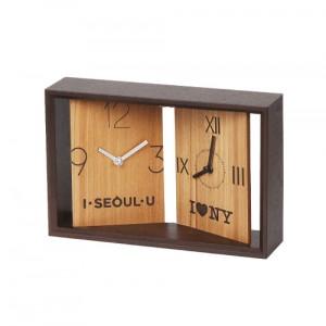 트윈 시계 JW-1616
