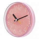 핑크볼록알람탁상시계