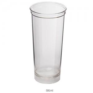 리유저블 컵 트라이탄 무지 591ml