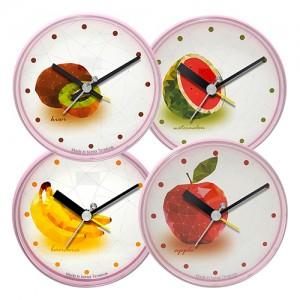과일탁상알람시계 5종