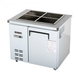 KIS-KDB09R (반찬 테이블 냉장고)