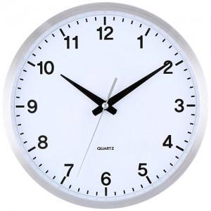 250알류미늄벽시계