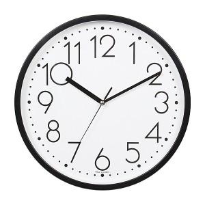 심플원형벽시계