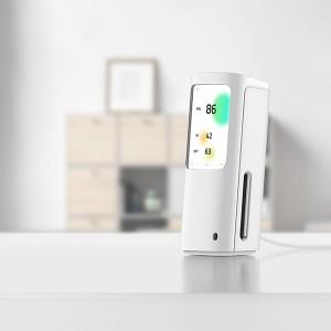 새집증후군 포름알데히드 미세먼지 이산화탄소 일산화탄소 종합 측정! 가정용 공기질측정기 브리즈(BREEZE)가격:256,000원