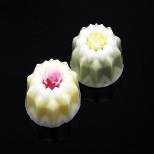 [천연아로마비누] 케익 천연비누 2p 1set