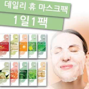 휴 에센스 마스크팩 / 마스크팩 / 얼굴팩