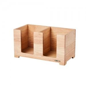 오리스타 우드 더블냅킨 원목디스펜서 카페정리 홀더가격:55,900원