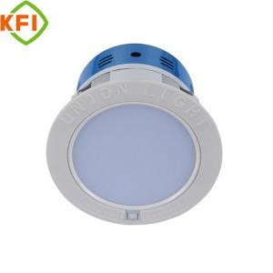 ULD-610E (천정매입형 · CE인증제품) 소방점검품 비상조명등 24V/LED : 10W (60분)