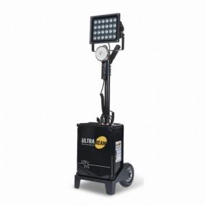 ULTRA-6000 (AC/DC 겸용) LED 투광기 24W (12시간 사용)