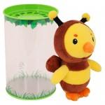 꿀벌 인형 저금통