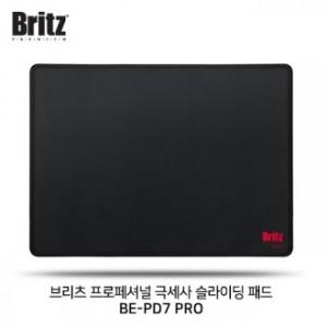 브리츠 BE-PD7 pro 프리미엄 극세사 슬라이딩 패드