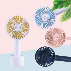 USB충전 아로마 핸디선풍기/휴대용선풍기.미니선풍기